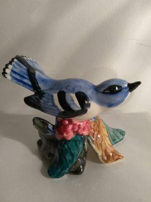 Pretty Vintage Blue Bird Figurine for Sale in Chicago, IL
