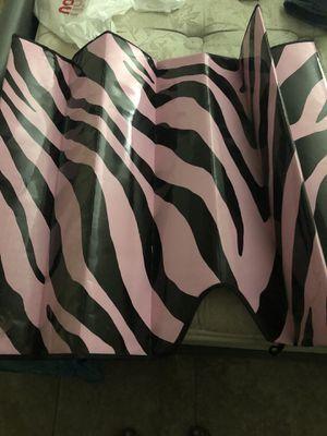 Zebra windshield cover for Sale in Visalia, CA