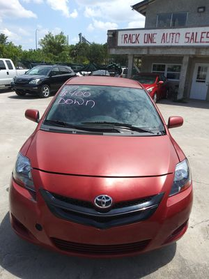 2007 TOYOTA YARIS $350 DOWN RUNS AND DRIVES GREAT ICE COLD AC for Sale in Orlando, FL