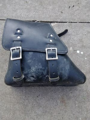 Solo saddle bag for HD Sportster for Sale in Moberly, MO