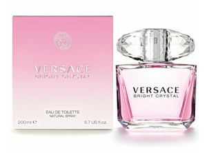 Versace bright crystal 6.7oz XL bottle for Sale in Moreno Valley, CA