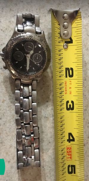 Mens watch FOSSIL BLUE StarMaster for Sale in Raleigh, NC