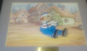 Production Cel of Raggedy Ann and Andy DEBUT EPISODE! for Sale in Menifee, CA