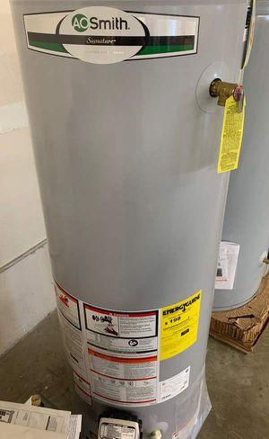 Brand New AO SMITH 40 Gallon Water Heater HL FE for Sale in Dallas, TX