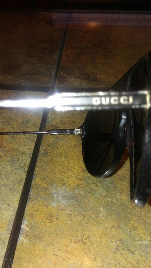 Genuine authentic Gucci aviator sunglasses for Sale in Baltimore, MD