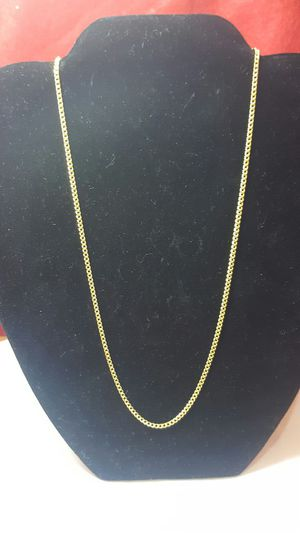 21k yellow gold chain for Sale in Philadelphia, PA