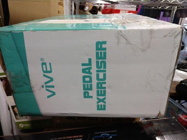 Vive pedal Exerciser (DB)