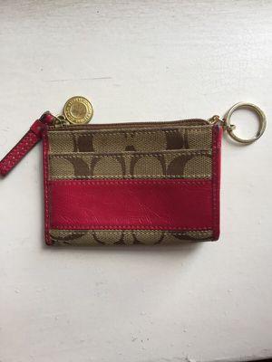 Mini Skinny Wallet by COACH for Sale in Philadelphia, PA