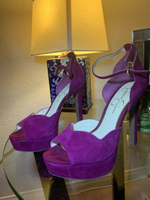 Jessica simpson heels for Sale in El Centro, CA