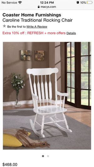 Rocking Chair for Sale in Clifton, VA