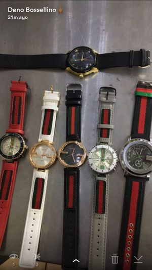 Gucci watches for Sale in Philadelphia, PA