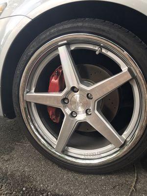 Ferrada FR2 wheels and tires for Sale in Destin, FL