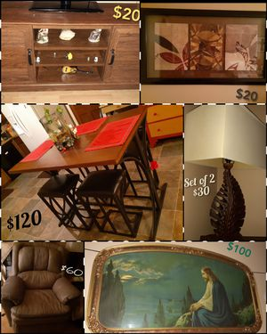 Misc. Home decor/furniture for Sale in Joplin, MO