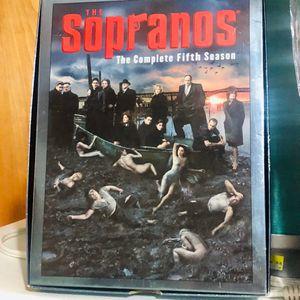 The Sopranos complete 5th season for Sale in Vero Beach, FL