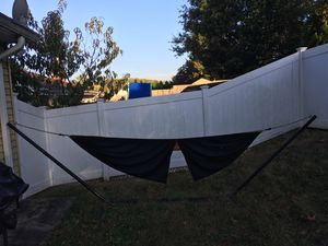 Hammock set assembled for Sale in Wyndmoor, PA