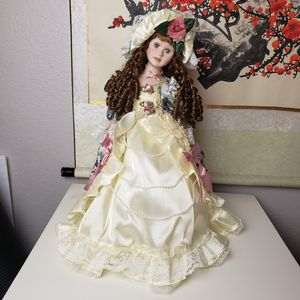 Showstopper Porcelain Doll for Sale in HILLTOP MALL, CA