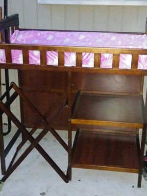 Baby changing table for Sale in Fresno, CA