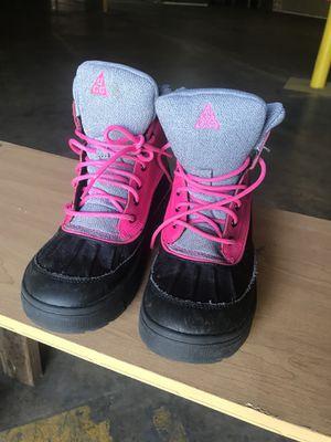 Girls Pink Nike Boots for Sale in GILLEM ENCLAVE, GA
