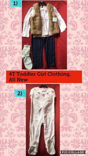 4t girl clothing for Sale in Santa Fe Springs, CA