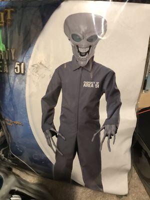 Alien costume for Sale in Collingswood, NJ