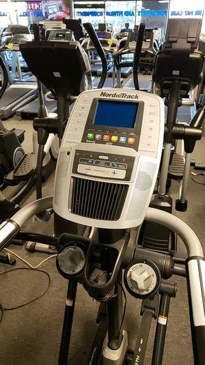 Nordictrack a.c.t. commercial elliptical for Sale in Glendale, AZ