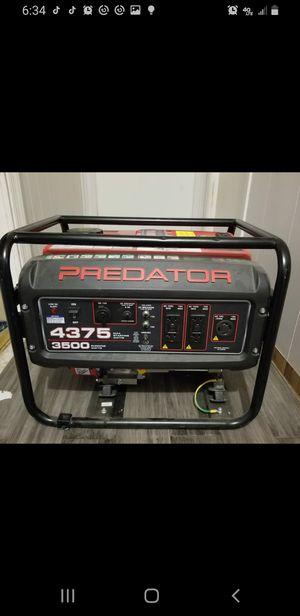Predator Generator for Sale in FOX RV VLY GN, IL
