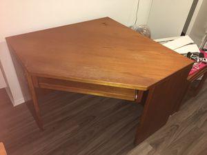Teak Corner Desk for Sale in Coronado, CA