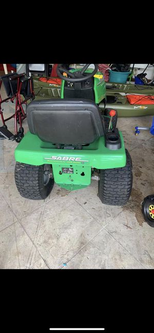 Sabre lawn mower for Sale in Spring Hill, FL
