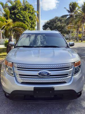 2013 Ford Explorer Limited Edition Flex Fuel for Sale in North Miami Beach, FL