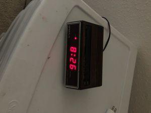 Alarm clock for Sale in Hillsboro, OR