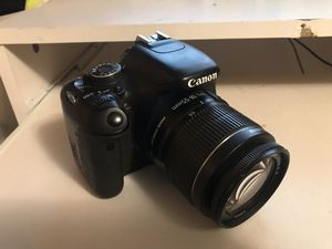 Canon t3i for Sale in Vancouver, WA