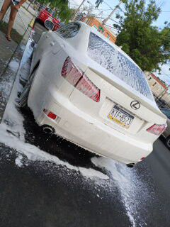 Lexus 2007 lS 250 150 mil millas título limpio for Sale in Philadelphia, PA