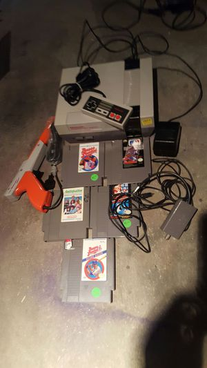 Nintendo system and games for Sale in Odenton, MD