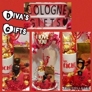 Fragrance Gift Basket for Him for Sale in Laredo, TX