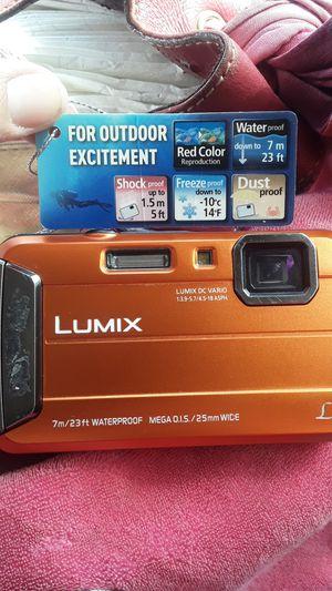 Panasonic Lumix DMC-TS25 Digital Camera for Sale in San Diego, CA