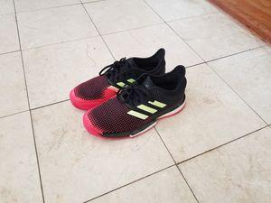 Men's Adidas Solecourt Boost Size 10 for Sale in Stockton, CA
