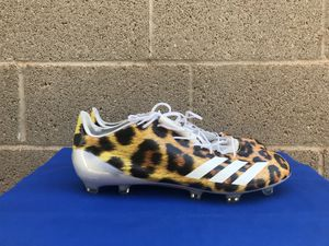 Adidas Leopard Cleats Football for Sale in Holtville, CA