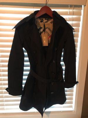Brand New Black BURBERRY Jacket for Sale in Redlands, CA