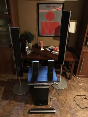 7 piece Sony Stereo system used but in great condition. for Sale in Batavia, IL