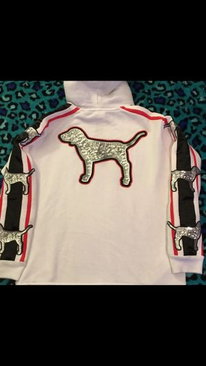 PINK bling hoodie for Sale in Lancaster, OH
