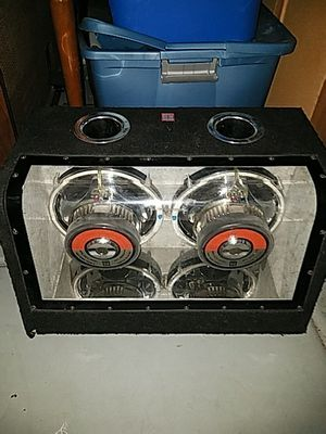 Theater Research tr-9500 subwoofers for Sale in US