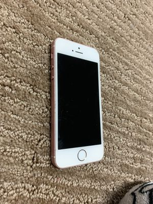iPhone 5se for Sale in Canby, OR