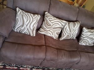 Barin new sofa recliner for Sale in Fresno, CA