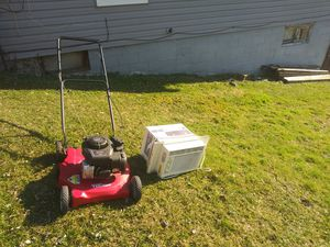 Lawn mower and AC for Sale in New Brighton, PA