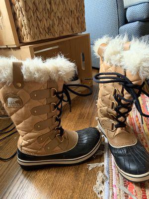 Women's 7 Sorel Boots for Sale in Acworth, GA