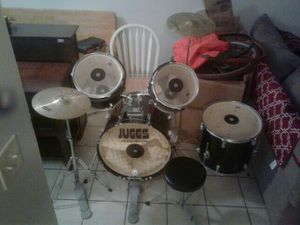 Juggs drum set for Sale in Tampa, FL
