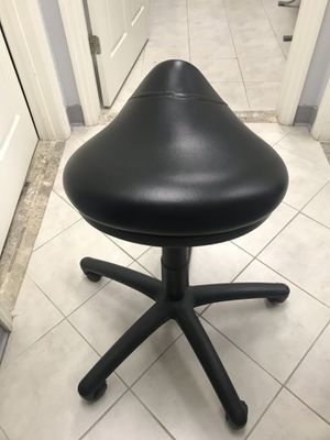 Higher level saddle stool for Sale in Tampa, FL