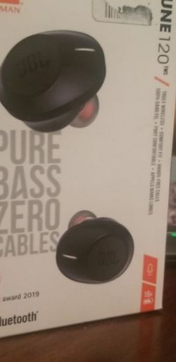 Jbl 120 Tws for Sale in Fort Worth,  TX