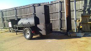 Barbeque grill trailer for Sale in Dallas, TX