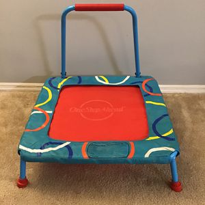 One Step Ahead Kids Trampoline for Sale in Roswell, GA